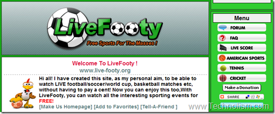 livefooty live football streaming online