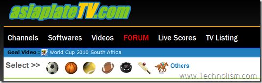 asiam plate tv live football streaming online