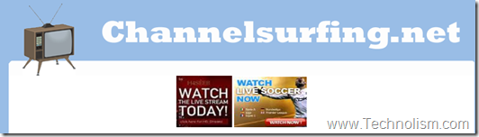 channelsurfing live football streaming online
