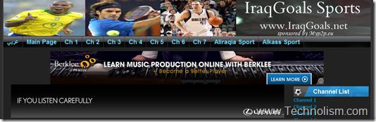 iraqgoals live football streaming online
