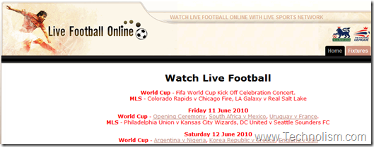 free football tv live football streaming online