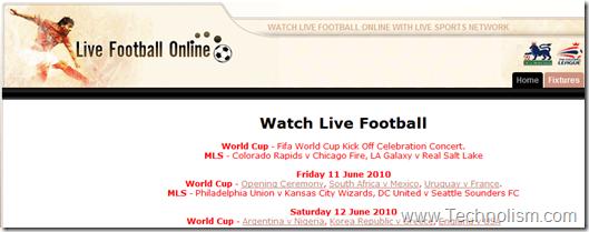 free football tv live football streaming online