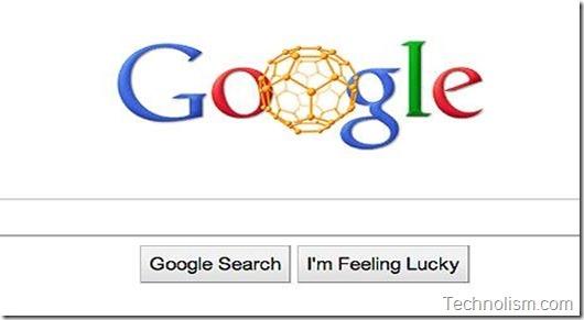 Google doodle buckyball - technolism