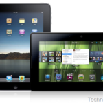 Apple iPad vs the Blackberry Playbook, the Blackpad