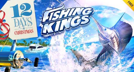 12 days of Christmas - Fishing Kings Free download1