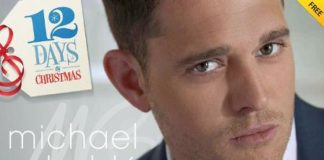 iTunes 12 days of Christmas Michael Buble - A holiday Gift for you EP