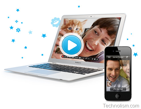 Skype for iPhone app now supports Video Calling over Wi-Fi and 3G