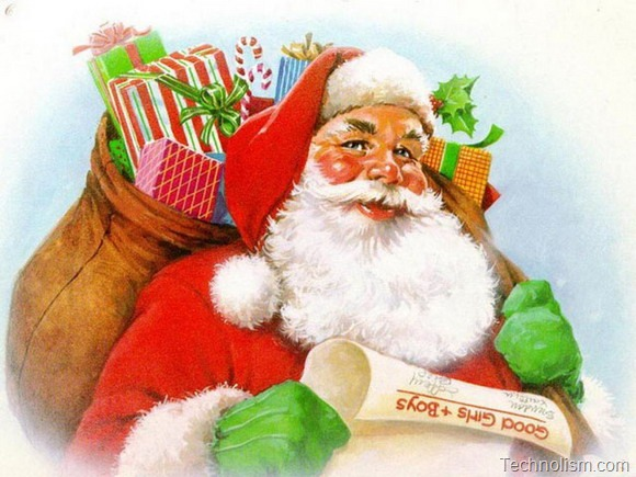 A very Merry Christmas to all the readers of Technolism