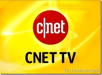 CNET TV LOGO - Youtube channel