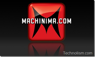 Machinima.com Youtube channel