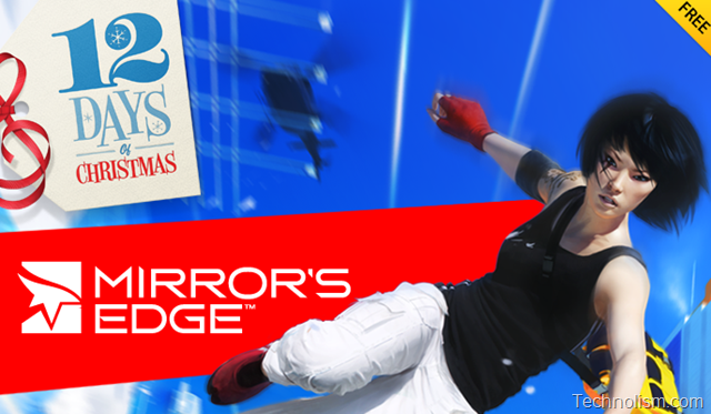 Apple iTunes 12 Days of Christmas Day 11 Giveaway: Mirror's Edge by Electronic Arts Nederland BV [UK]