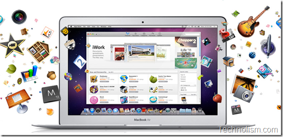 Apple Mac App store available now