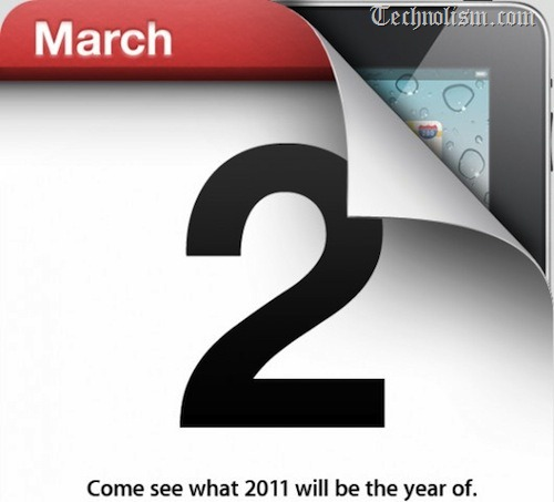 What to expect from March 2 Apple event (iPad 2 Release)?