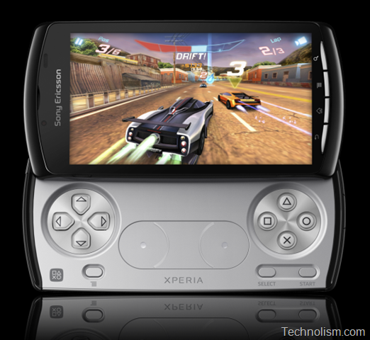 SONY Ericsson XPERIA Play coming soon..!!