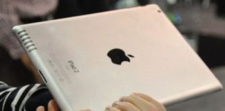 New Apple iPad 2 launch