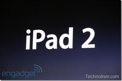iPad 2 launch finally