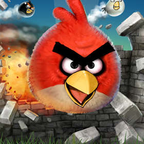 Which is your favourite Angry Bird? [Infographic]