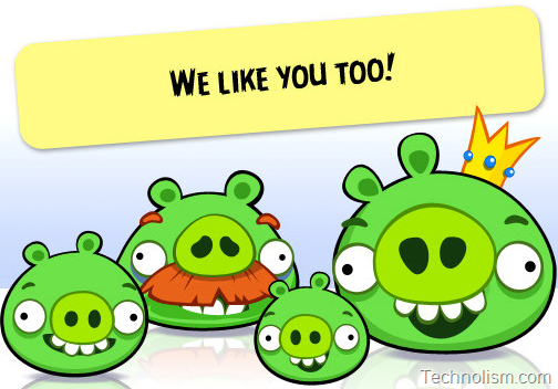 Angry Birds are coming to FaceBook