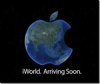 iWorld - Apple takes over the world