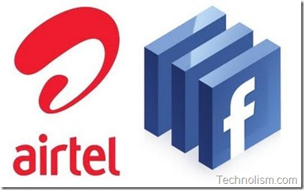 Airtel Facebook without internet