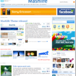 Mashlife Wordpress Theme Demo