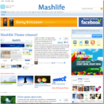 Mashable Clone Wordpress Theme - Mashlife