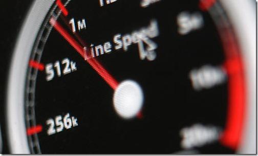 Broadband Connection Speed