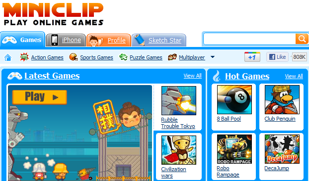 download games for miniclip the action game