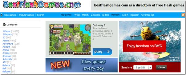 BestFlashGames - Play Free Games Online