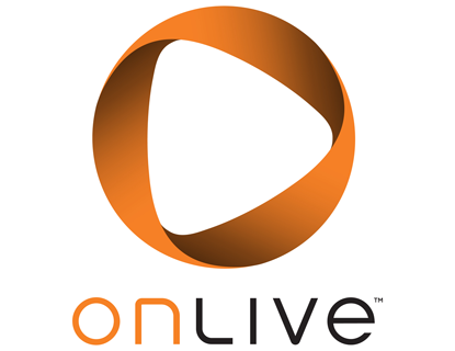 Onlive Logo - Cloud Gaming