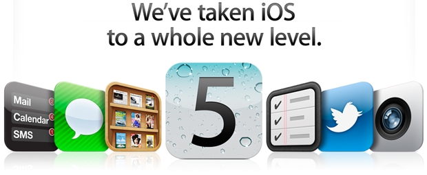 iOS 5 for iPhone, iPod Touch and iPad