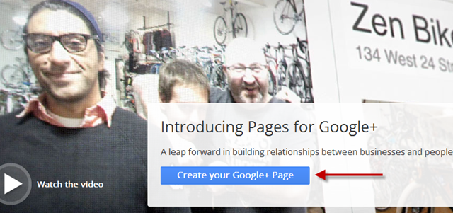 How to Create and Setup a Brand Page in Google+