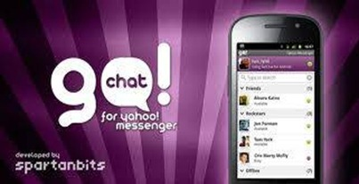 Go-Chat-Facebook-Android