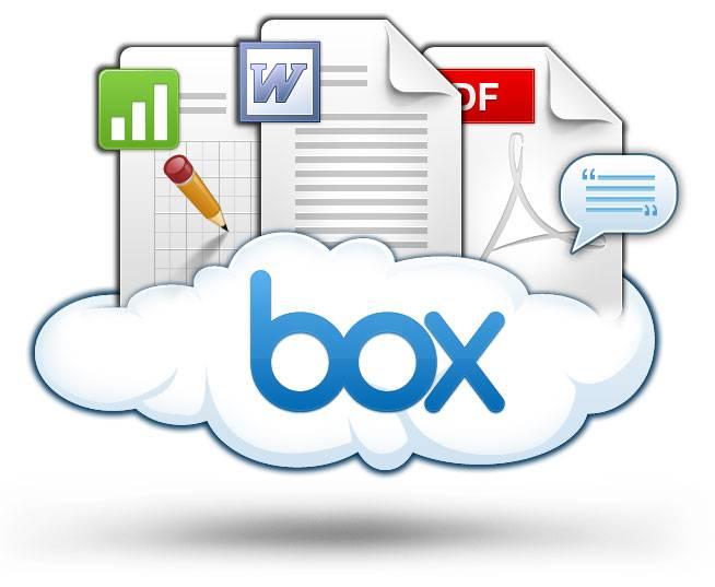 Box Online Storage Service