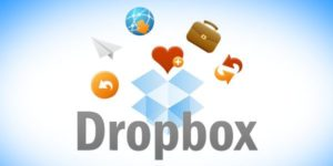 Dropbox Cloud Sharing Service
