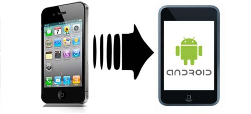 Copy Contacts from iPhone to Android Phone
