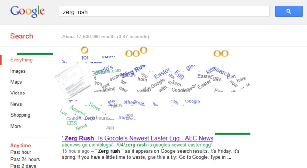 zerg-rush-easter-egg-google