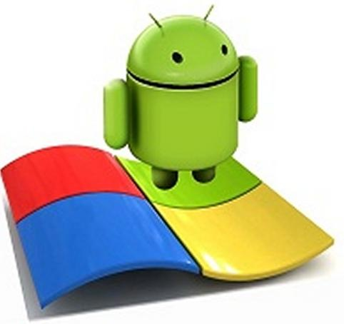 how to run android on PC