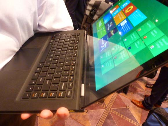 Lenovo IdeaPad Yoga Ultrabook