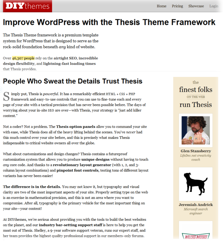 WordPress Themes for Different People – Developers and Users