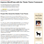 DIYThemes for Wordpress - Thesis