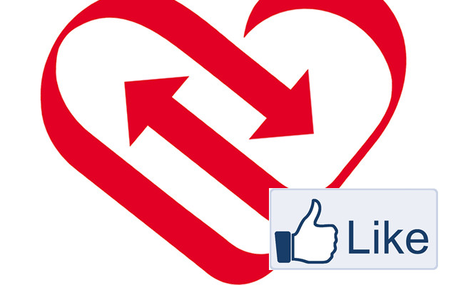 Facebook Donor Option
