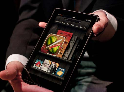 Kindle Fire Safety - Keep it Password Protected