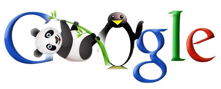 Google Panda and Penguin Algorithm Updates