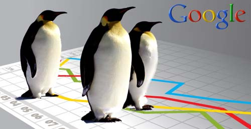 Google WebSpam Algorithm Penguin Update