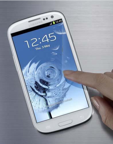 Samsung Galaxy S3 - Platform and Interface
