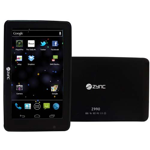 Zync Pad Z990 Price and Features