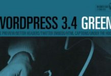 Wordpress 3.4 - Green -
