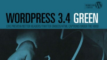 Wordpress 3.4 - Green -