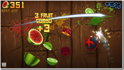 Fruit Ninja Android Game
